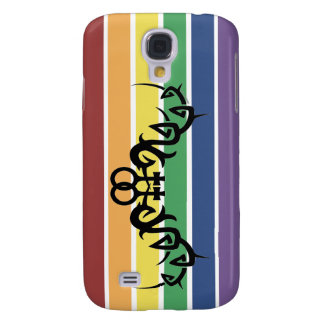 Tribal Lesbian Rainbow HTC Vivid Case
