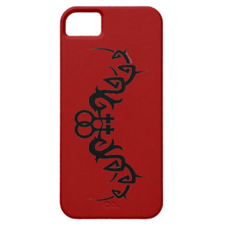 Tribal Lesbian Symbols iPhone 5 Case