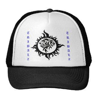 Tribal Lion Hats