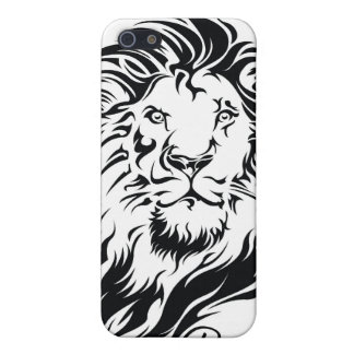 Tribal Lion iPhone SE/5/5s Cover
