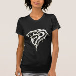 Tribal Lion Tee Shirt
