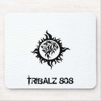 Tribal lion & Tribal sun 2, TRIBALZ 808 Mouse Pads