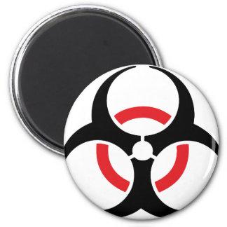 tribal refrigerator magnet