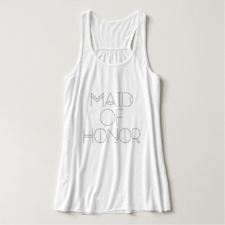 Tribal Maid of Honor | Wedding Party| Tank Top