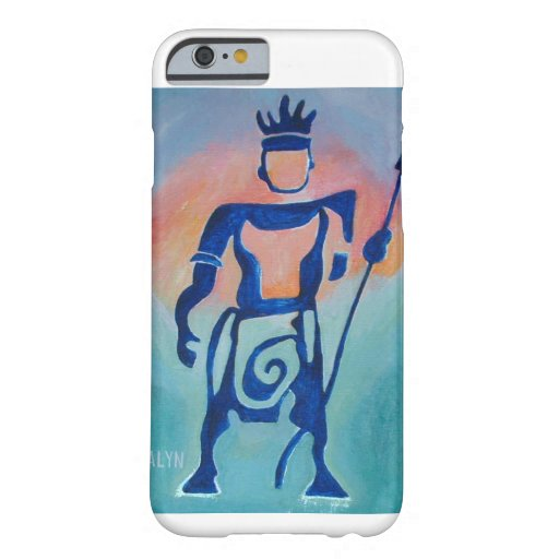 Tribal Man Barely There iPhone 6 Case