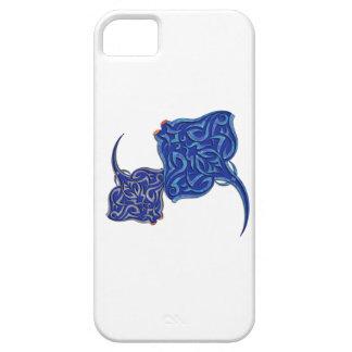 Tribal Manta Rays iPhone SE/5/5s Case