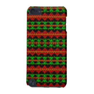 Tribal mosaic pattern iPod touch 5G cover