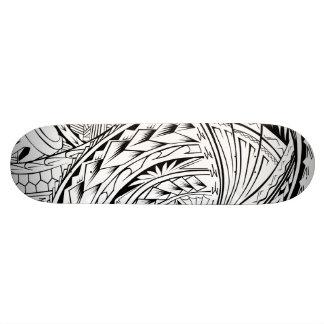 Tribal Motion Custom Skate Board