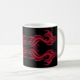 Tribal mug 8 network to over black 2