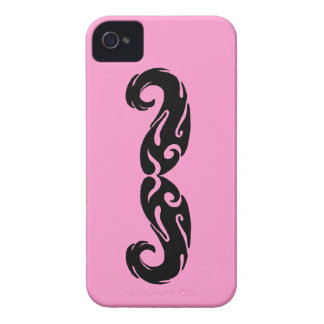 Tribal Mustache iPhone 4 Case