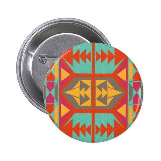 Tribal nativo neo pin