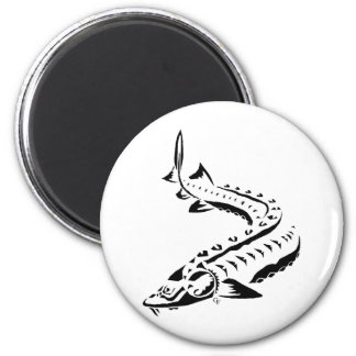 Tribal NEW 2 Inch Round Magnet