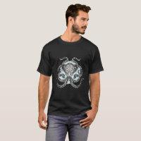 Tribal Octopus Design T-Shirt