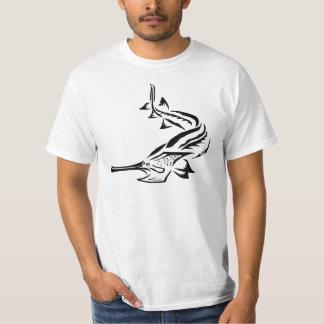 Tribal Paddlefish & Rostrum T-shirt