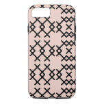 Tribal Pale Dogwood Pink Nomad Geometric Shapes iPhone 7 Case