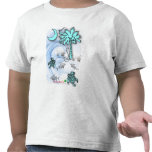 Tribal Palmetto and Moon T Shirt