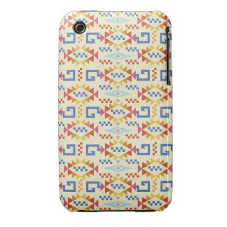 Tribal Pattern 2 iPhone 3 Cover