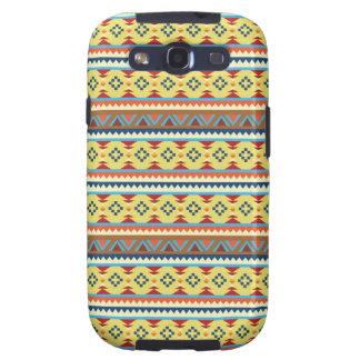 Tribal Pattern 3 Samsung Galaxy SIII Covers