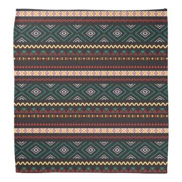 celebrationideas Tribal Pattern Bandana