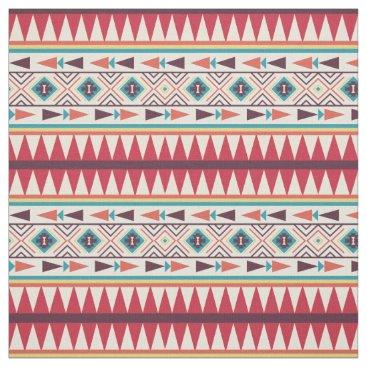 Tribal Pattern Fabric