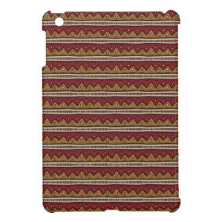 Tribal pattern iPad mini covers