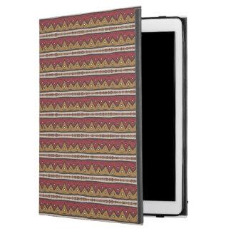 "Tribal pattern iPad pro 12.9"" case"