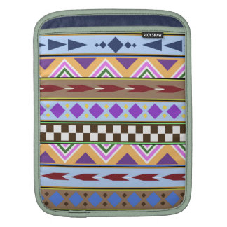 Tribal Pattern Sleeves For iPads