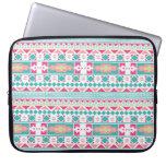 Tribal Pattern Neoprene Laptop Sleeve