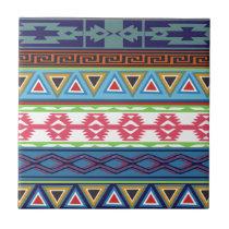 Tribal Pattern Tile