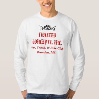 tribal_pg1_15, TWIZTEDCONCEPTZ, INC., Car, Truc... T-Shirt
