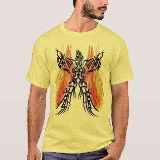 Tribal phoenix & flames T-Shirt