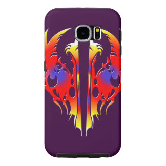 Tribal Phoenix I Samsung Galaxy S6 Case