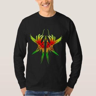Tribal Phoenix T-Shirt III