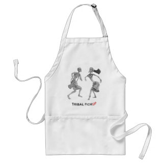 Tribal PickUP Gift Adult Apron