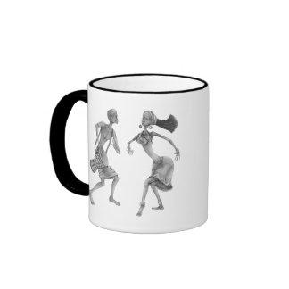 Tribal PickUP Gifts Ringer Mug
