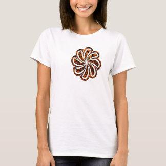 Tribal Pinwheel #1 T-Shirt
