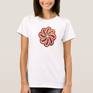 Tribal Pinwheel #2 T-Shirt