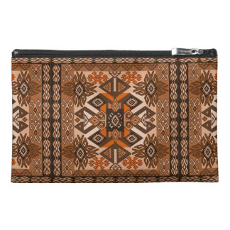 tribal print , ethnic patern travel accessories bags