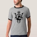 tribal quads t-shirts