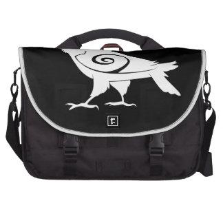 Tribal Raven Commuter Bag