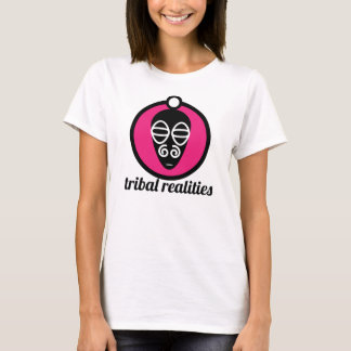 Tribal Realities inna Pink Style-y! T-Shirt