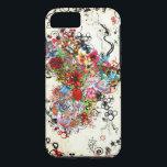 """Tribal Rhythm iPhone 8/7 Case<br><div class=""""desc"""">&quot;Tough times never last but tough people do. =) &quot;</div>"""