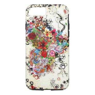 ArtsofLove Tribal Rhythm iPhone 8/7 Case
