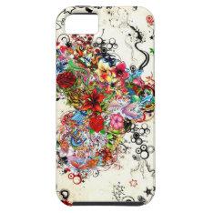 Tribal Rhythm iPhone SE/5/5s Case at Zazzle