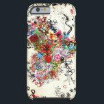 """Tribal Rhythm Tough iPhone 6 Case<br><div class=""""desc"""">&quot;Tough times never last but tough people do. =) &quot;</div>"""