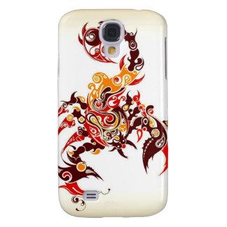 Tribal Scorpion Galaxy S4 Case
