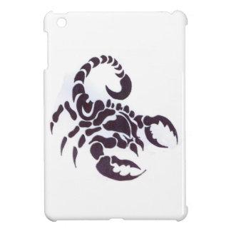 Tribal scorpion iPad mini covers