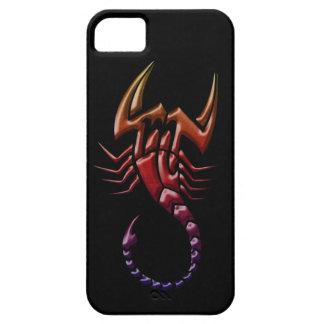 Tribal scorpion iphone cover design