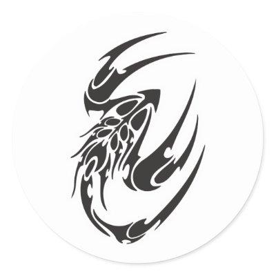 Scorpion Tattoos Tribal