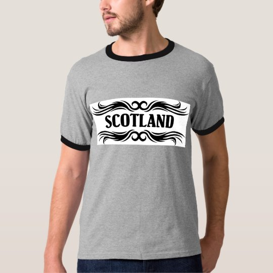 Tribal Scotland T-Shirt